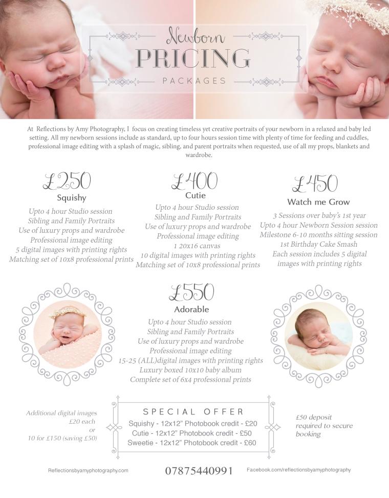 newbornprices August 2017